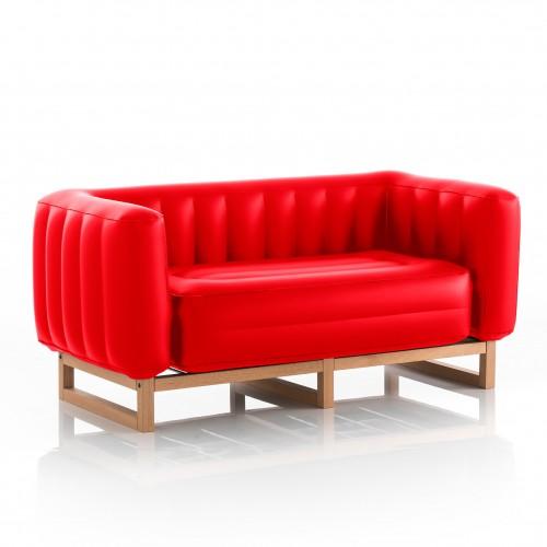 Nafukovací sedačka YOMI matná